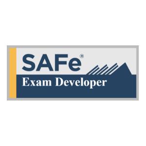 SAFe Exam Developer Michael Casey