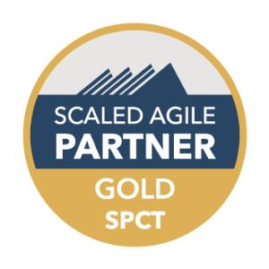 SAFe Gold Partner SPCT Agile Big Picture